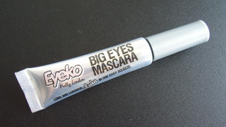 Probamos la máscara de pestañas Big Eyes de Eyeko