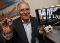 Una Compact Flash funciona después de 2 años bajo las frías aguas canadienses.