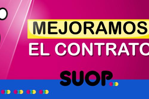 SUOP rebaja sus tarifas de contrato para seguir ajustando el precio de los que menos necesitan
