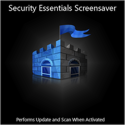Security Essentials Screensaver analiza tu ordenador cuando no lo usas