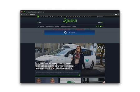 Chrome se suma a la tendencia y dispondrá de modo oscuro: así puedes probarlo