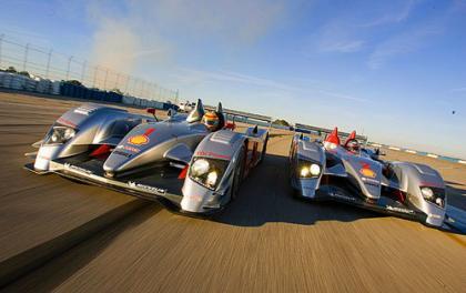 Audi renuncia a las Le Mans Series