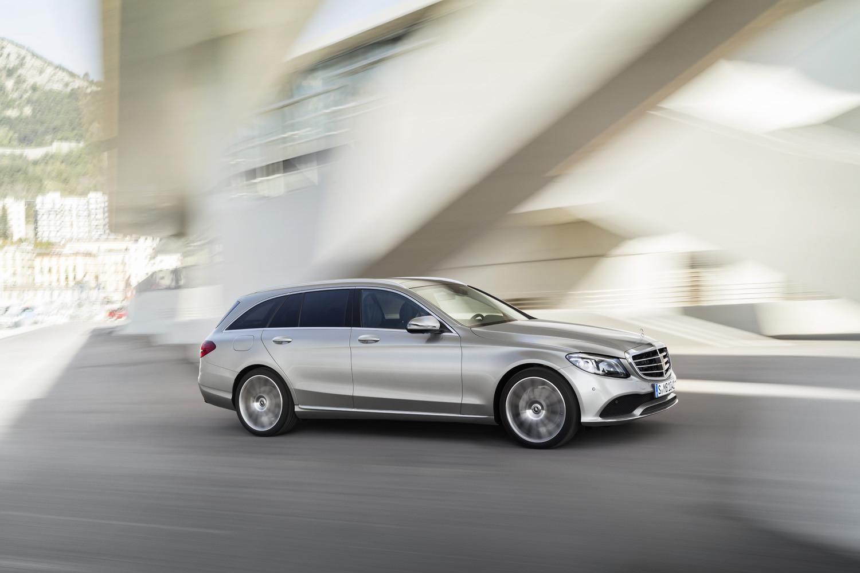 Foto de Mercedes-Benz Clase C 2018 (1/23)