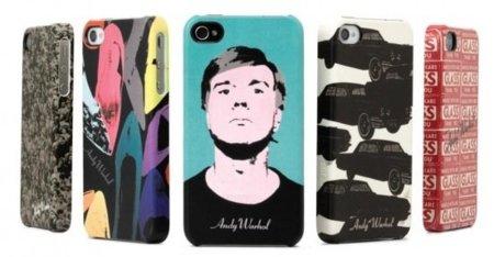 InCase actualiza su colección Andy Warhol con fundas para el iPhone 4S