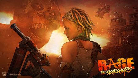 VX en corto: las ofertas de 2K Games, imágenes de 'Project Versus J' y 'RAGE: The Scorchers'