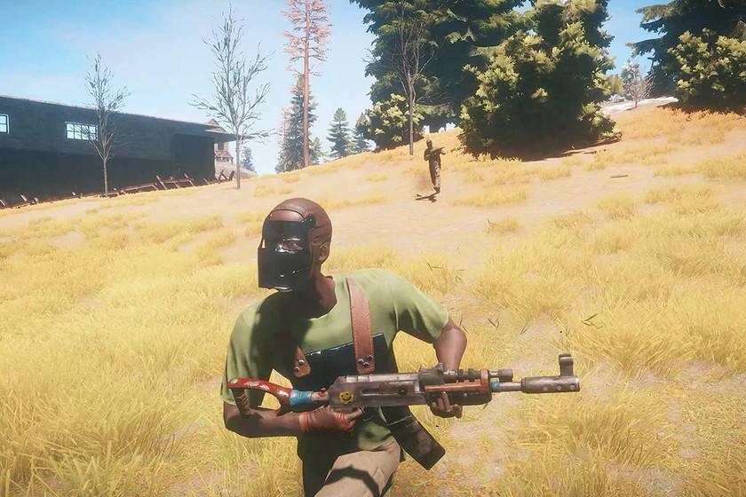 Rust ha sufrido más de cuatro millones de dólares en pérdidas en ventas a causa de las devoluciones de Steam