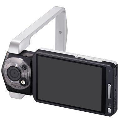 Casio TRYX, lo extraño está de moda en el mundo de las videocámaras
