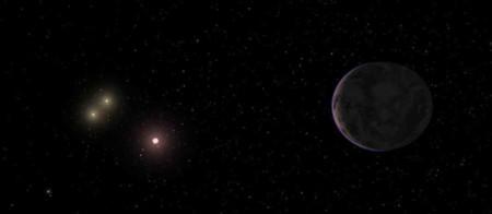 Alien Planet Gj667cc Habitable Zone