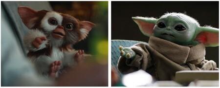 """""""Gizmo es más adorable que Baby Yoda"""". Zach Galligan repite con la criatura de 'Gremlins' en un divertido anuncio y se refiere a la posibilidad de otra secuela"""