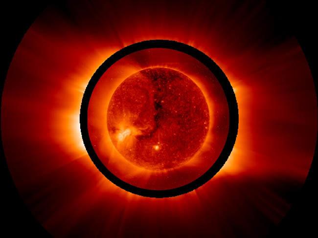 SOHO 14 Photos Explaining 14 Major Mysteries About The Sun - TinoShare.com