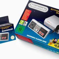 Ya se puede reservar la Mini NES en España