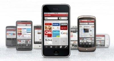 Opera Mini en el iPhone e iPod touch: En contra