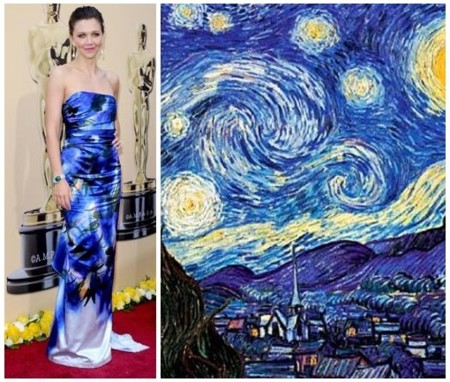 Maggie Starry Night