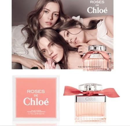 Roses la nueva fragancia (¡por fin!) de Chloé
