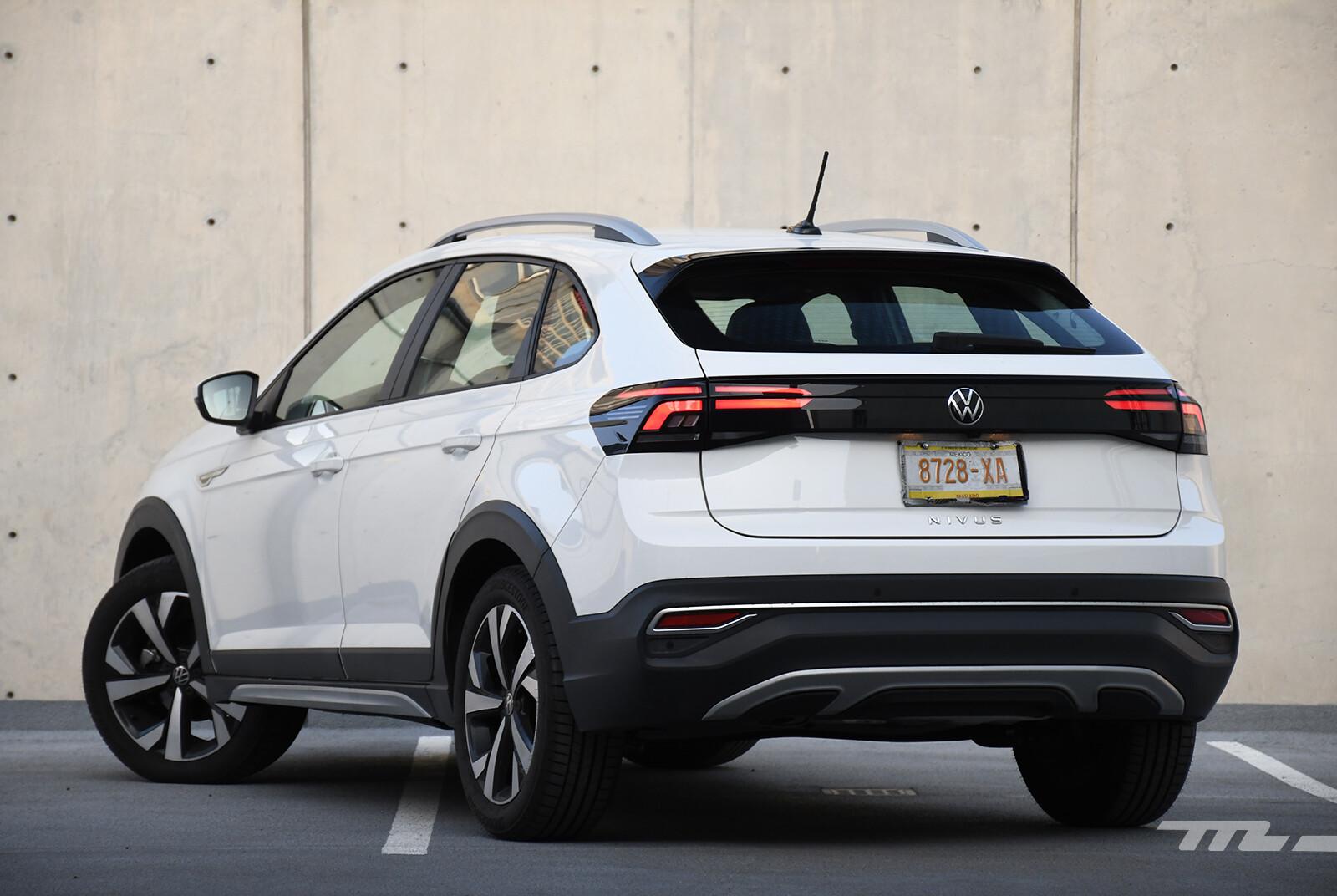 Foto de Volkswagen Nivus (prueba) (7/32)