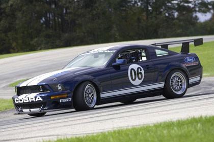 2006 Ford Mustang FR500GT, Man Racer