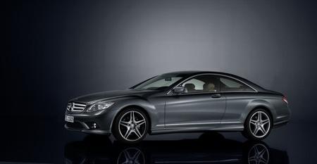 Mercedes CL 500 edición 100 aniversario