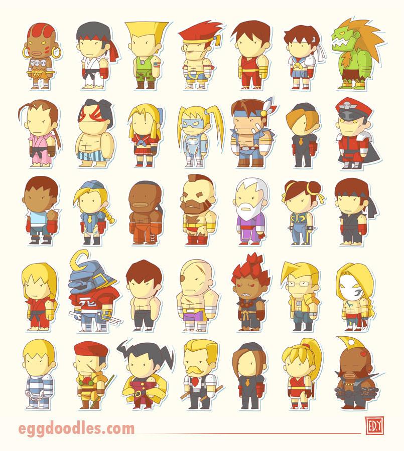 Foto de 'Street Fighter' y 'Final Fantasy VII' también llegan a 'Scribblenauts' (2/5)