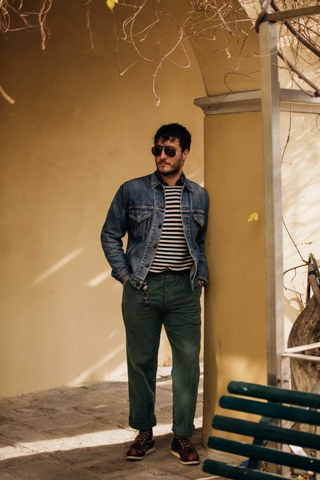 El Mejor Street Style De La Semana Paris Milan Londres Trendencias Hombre Trends 09