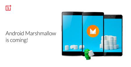 OnePlus One y OnePlus 2 recibirán Marshmallow en los primeros meses del 2016