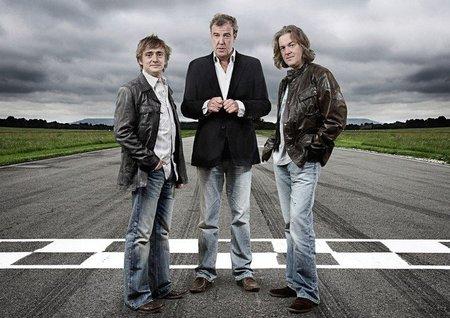 Richard Hammond podría estar descontento en Top Gear