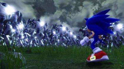 Vídeo del Sonic para XBox 360