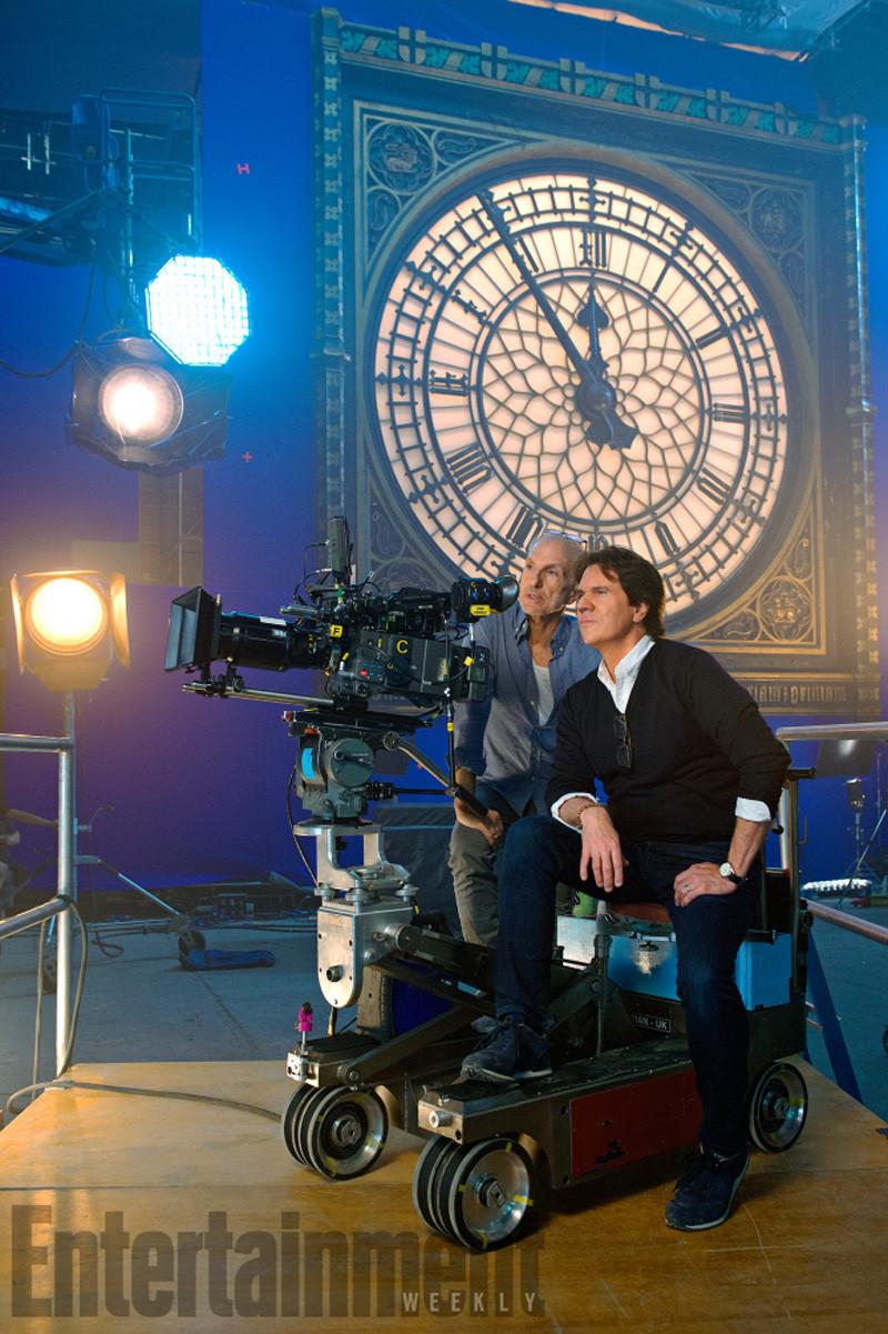 Foto de 'Mary Poppins Returns', nuevas imágenes oficiales (5/9)