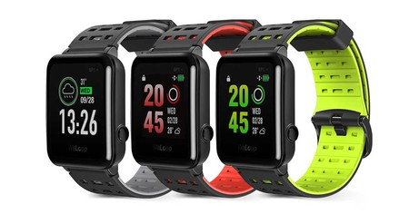 Oferta Flash: Xiaomi WeLoop Hey 3S, un clon del Apple Watch, por sólo 73,22 euros y envío gratis