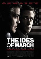 'The Ides of March' dirigida y protagonizada por George Clooney, cartel y tráiler