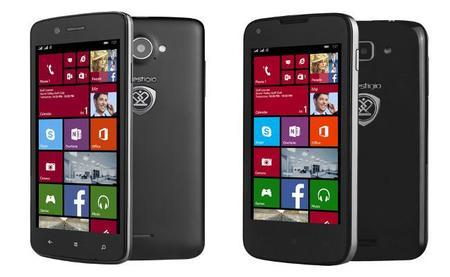Los nuevos Windows Phone de Prestigio también llegarán a España