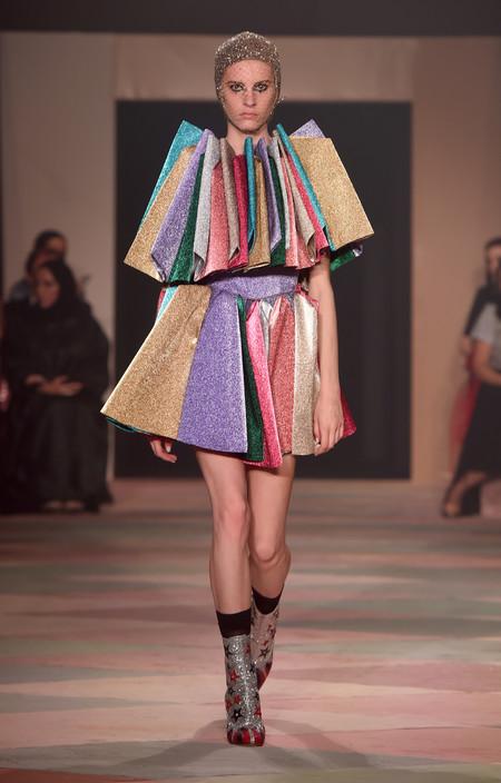Dior Haute Couture Spring Summer2019 Dubai Look 83