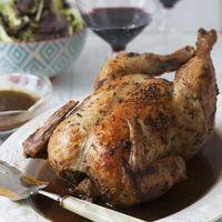 Receta de pollo asado al estilo Robuchon: la receta definitiva que ya nunca queréis variar