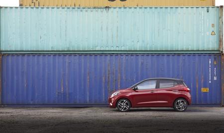 Hyundai i10 2020 lateral