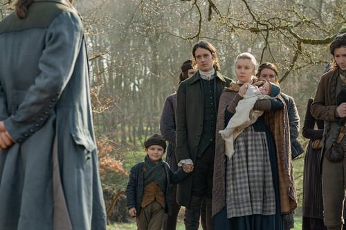 'Outlander', todo lo que sabemos sobre la temporada 6 de la serie con Sam Heughan y Caitriona Balfe