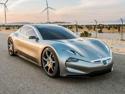 Fisker EMotion, el coche eléctrico que promete 644 km de autonomía y carga en 9 minutos, será presentado en CES 2018