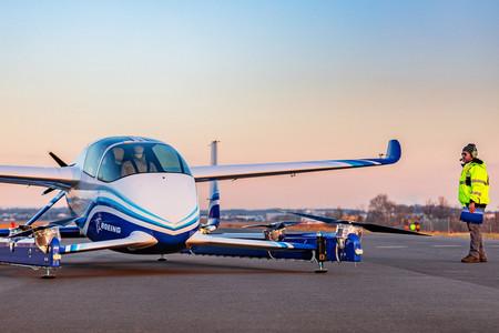 Boeing se adelanta a todos al completar el primer vuelo de prueba su taxi autónomo eléctrico