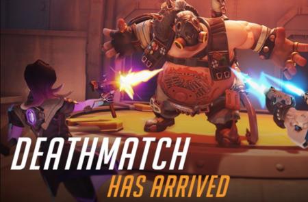 El nuevo modo Deathmatch llega a Overwatch en PC y consolas
