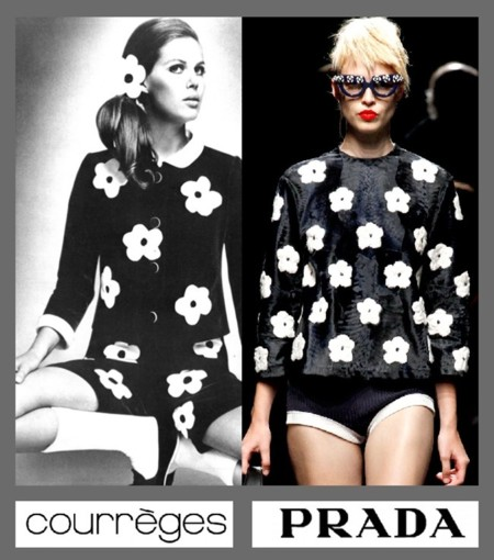 prada courreges