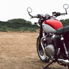Foto 20 de 27 de la galería triumph-bonneville-t120-bud-ekins-2020 en Motorpasion Moto
