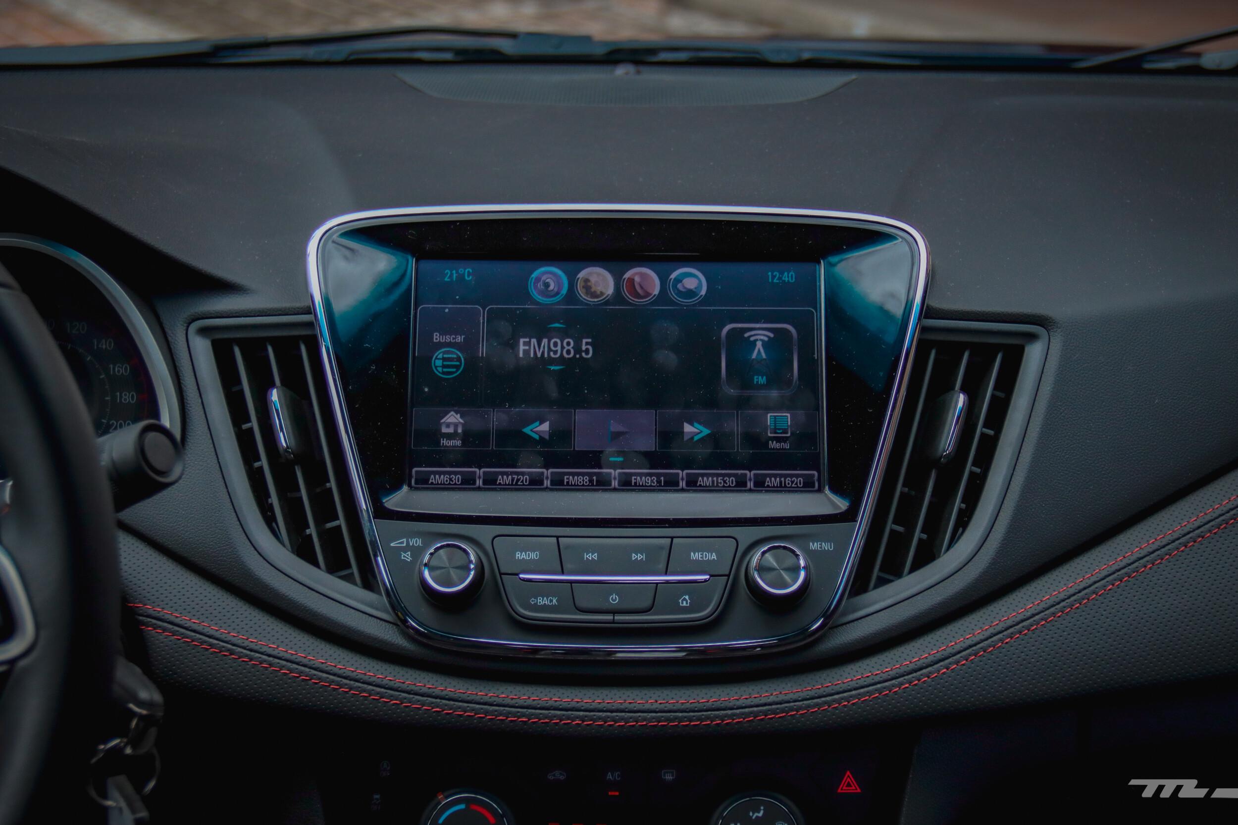 Foto de Chevrolet Cavalier Turbo 2022: Primer vistazo (30/37)