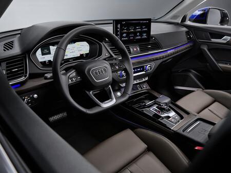 Audi Q5 Sportback precios versiones y equipamiento en México 10