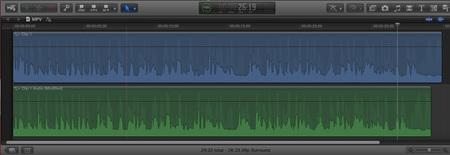 Sincronización de audio