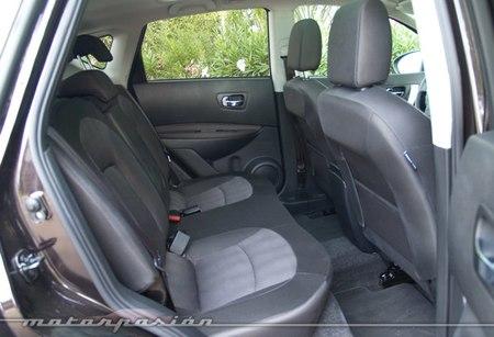 Nissan Qashqai 1.6 dCi 130 4x4 miniprueba 10-B