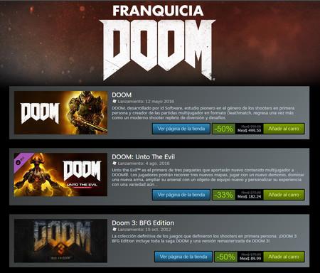 Doom Ofertas