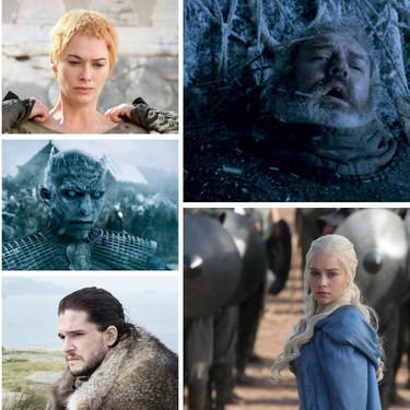 Los 19 episodios clave de 'Juego de Tronos' a revisar para ponerte al día para la última temporada