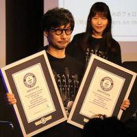Hideo Kojima recibe dos Guinness World Records gracias a sus fans