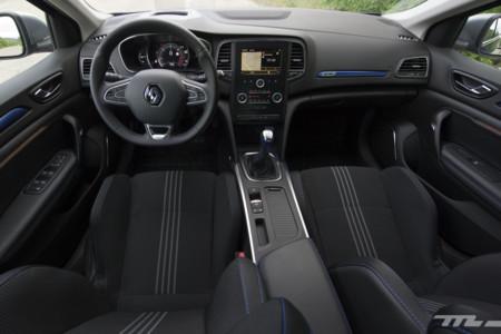 Renault Mégane 110 dCi GT Line, prueba