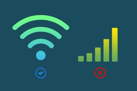 Cómo asegurarse de que el móvil no consume datos cuando está conectado a la red WiFi