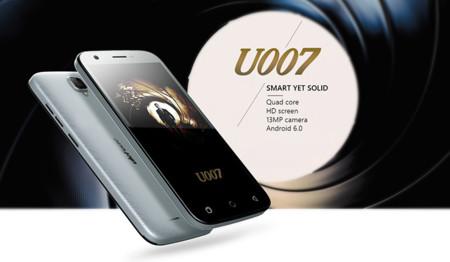 Ulefone U007, una gama baja de 60 dólares dedicada a James Bond