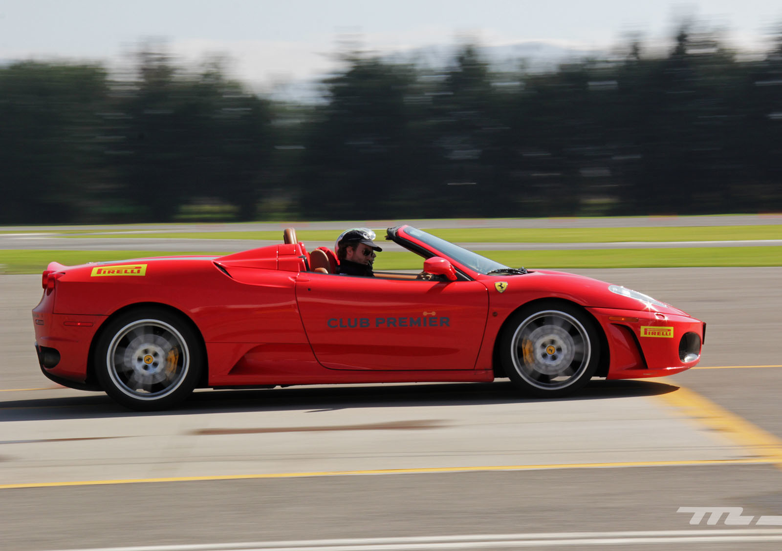 Race Day Ferrari 13 27
